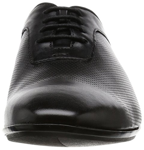 Clarks Kinver Lace black leather Men's Business shoes Black Leather