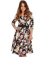 Joe Browns Damen Elegantes, florales Kleid