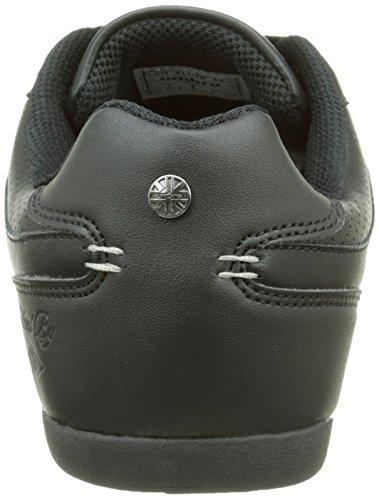 Umbro Um Almer, Baskets Basses Homme Noir (8/Noir)