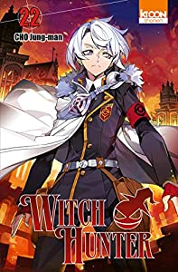 Witch Hunter Edition simple Tome 22