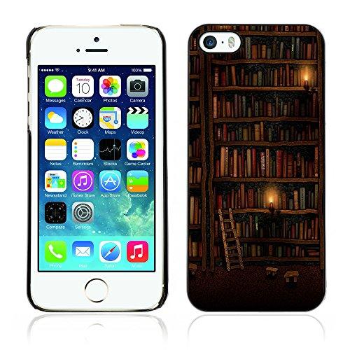 Graphic4You Curves On Canvas Digital Art Muster Design Harte Hülle Case Tasche Schutzhülle für Apple iPhone 5 und 5S Design #13