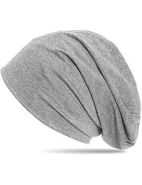 CASPAR Fashion -  Berretto in maglia  - Uomo
