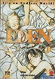 Eden - It's an Endless World! n. 1 di Hiroki Endo - Prima ed.Panini