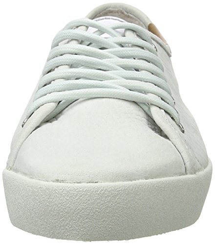 Blackstone Damen Nl49 Sneakers Weiß (white)