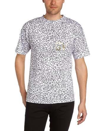 Gaspard Yurkievich - T-Shirt - Homme - Blanc (White) - XS
