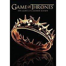 Coverbild: Game of Thrones - Die komplette zweite Staffel