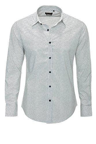 Antony Morato - chemise White (Col. 1006)