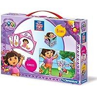 Amazon.es: Dora la exploradora - Juegos de mesa: Juguetes y juegos