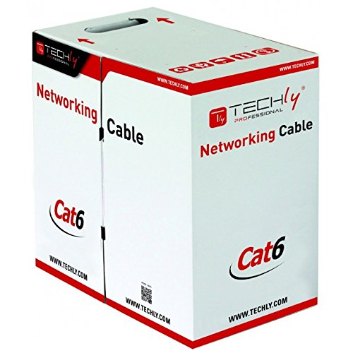 Cable S/Ftp Solid Cat.6 305M -