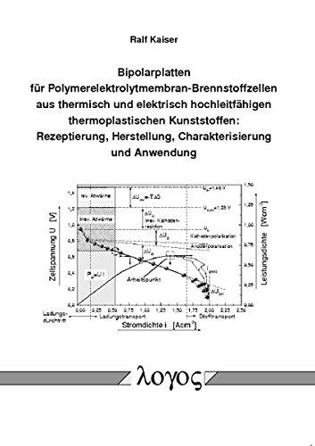 Bipolarplatten für Polymerelektrolytmembran-Brennstoffzellen aus thermisch und elektrisch hochleitfähigen thermoplastischen Kunststoffen: Rezeptierung, Herstellung, Charakterisierung und Anwendung