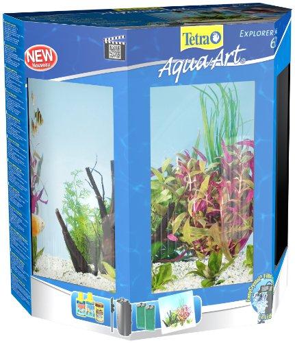 Tetra AquaArt Explorer Line Aquarium Komplett-Set 60 Liter