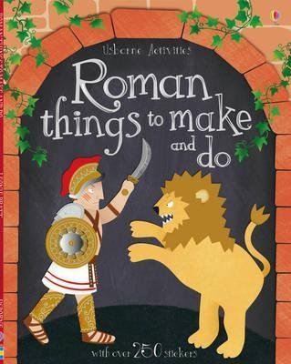 [(Roman Things to Make and Do)] [By (author) Leonie Pratt] published on (January, 2012)