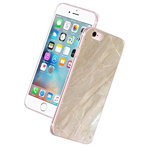 iPhone 6/6s Custodia Marmo TPU Gel Silicone Protettivo Skin Custodia Protettiva Shell Case Cover Per Apple iPhone 6 6s (4,7) (4) 10
