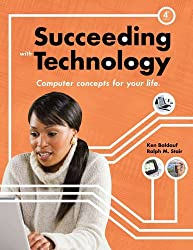 Succeeding with Technology (New Perspectives Series: Concepts) by Kenneth Baldauf (2010-01-14)