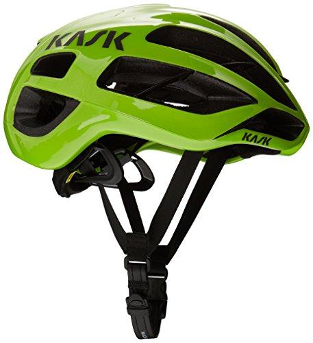 Kask Protone - Casco de ciclismo multiuso, color Verde, talla M