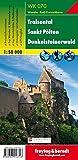WK 070 Traisental - St. Pölten - Dunkelsteinerwald, Wanderkarte 1:50.000 (freytag & berndt Wander-Rad-Freizeitkarten)