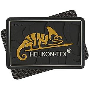 Helikon Logo Patch Noir