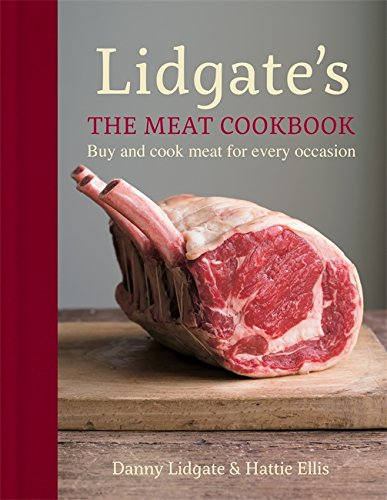 Lidgate's: The Meat Cookbook Cover Image