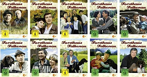Staffel 1-10 (35 DVDs)