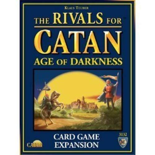 The Rivals For Catan - Juego tablero Mayfair Games