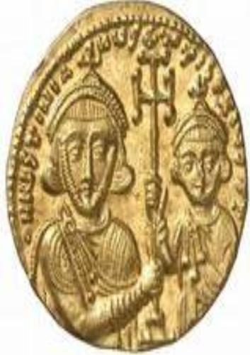 Preisvergleich Produktbild Ancient Byzantine Gold Solidus
