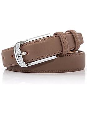 Hebilla de cinturón ocio mujer cientos de jeans de moda cinturón pantalones harlan sencillez