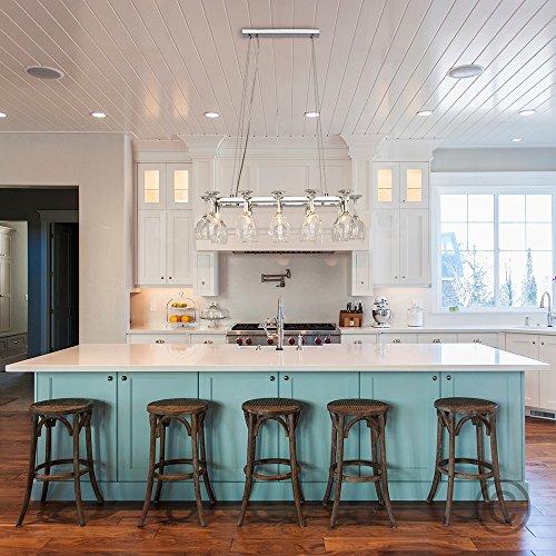 Elegant Designer 8 Way Adjustable Suspension Over Table Drop Down Dining