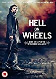 Hell on Wheels Season 4 [4 DVDs] [UK Import]