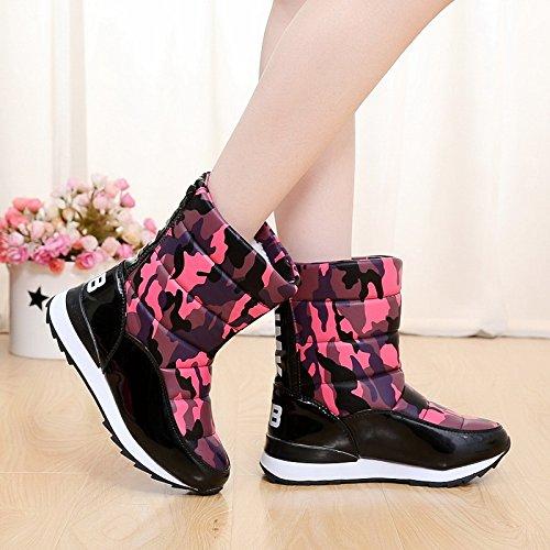 yjnb-invernale-mimetico-boots-in-tube-short-spessore-scarpe-e-stivali-con-suola-imbottita-impermeabi