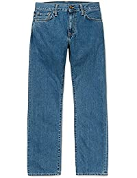 Carhartt WIP Davies Otero jean blue natural dk wh
