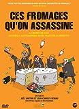 Ces fromages qu'on assassine / Jean-Charles Deniau, Joël Santoni   Santoni, Joël. Monteur