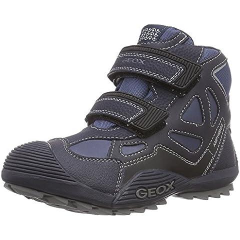 Geox Jr Savage B Abx  - Zapatillas de deporte para niño