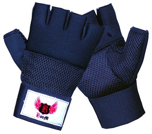 BOOM Boxen Neopren Gel innere Handschuh -Handverpackungen , MMA S/M Innere Handschuhe