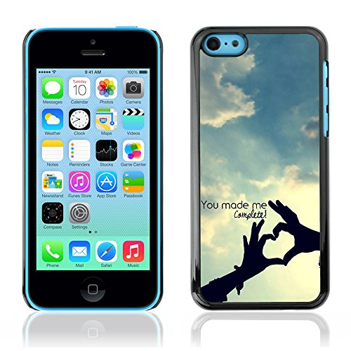 Graphic4You Mermaid Underwater Design Harte Hülle Case Tasche Schutzhülle für Apple iPhone 5C Design #6