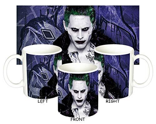 Joker Jared Leto Escuadron Suicida Suicide Squad Taza Mug