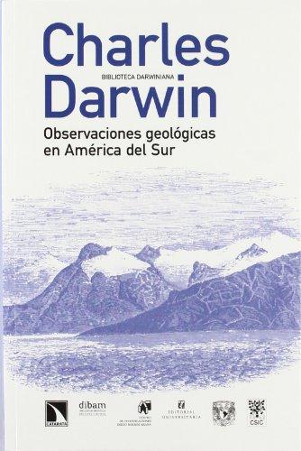 Observaciones geológicas en América del Sur (Fuera de Colección)