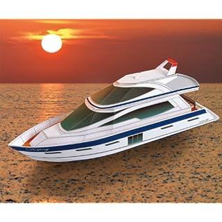Aue-Verlag 25 x 6 x 7 cm Yacht Riviera Model Kit