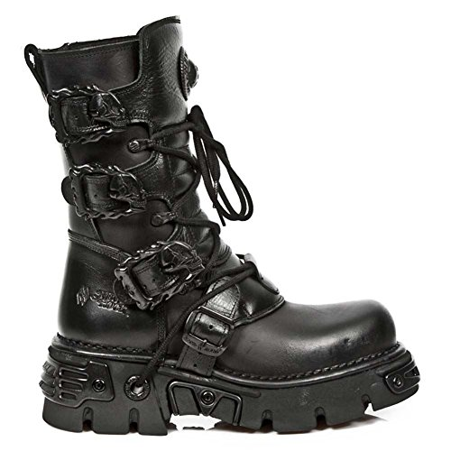 New Rock M.391-S18 Noir
