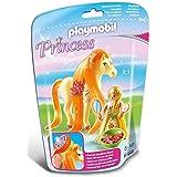 Playmobil - Princesa Sol con caballo (61680)