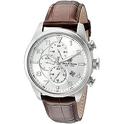 Ben & Sons-Herren-Armbanduhr-BS-10023-02S-BRW