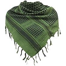 MiaoMa Plus épais Outdoors100% coton militaire Keffieh tactique Desert  Keffieh Foulard 2a98a922923