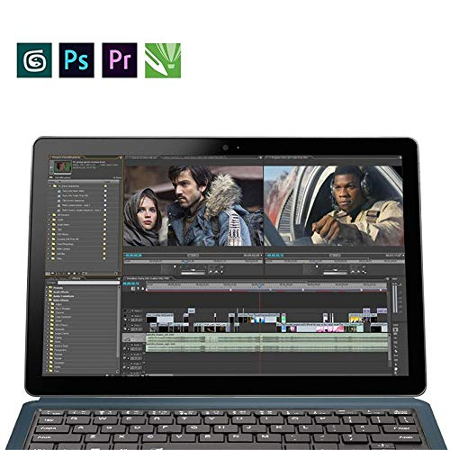 HKFV Laptop (10,1 Zoll) Notebook Win10 i3 1,5 GHz 8 GB RAM 128G ROM Windows 10 10,1-Zoll-IPS-Bildschirm mit Hoher Auflösung 1920 x 1200 VOYO i3 - Mini-pc Windows Mit I3