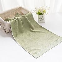 ERRU- Asciugamano di cotone / bambù Pulp fibra Washcloth / morbido assorbente asciugamano / Coppia (Tovagliolo Di Mano Washcloth)