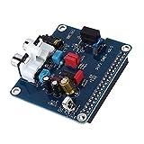 PIFI DASI Schnittstelle DAC + HiFi DAC Scheda Audiomodul I2S für Raspberry