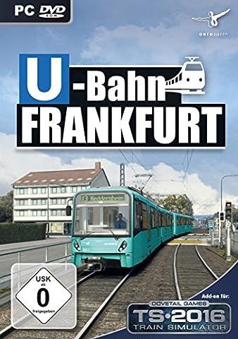 Train Simulator 2016 - U-Bahn Frankfurt