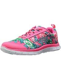SkechersFlex Appeal Wildflowers - Zapatillas de Deporte Mujer