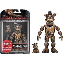Action Figure: FNAF: Nightmare Freddy