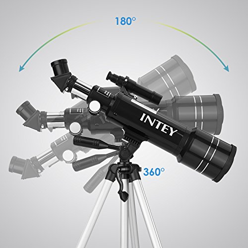 Zoom IMG-3 intey telescopio astronomico riflettore lente