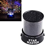 USB Lamp LED Spin Rotation Lighting Sky Master of the Night Star Projector Light Baby Sleep Children Lights Night Lights-