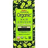 Henna Natural Colorante en Crema, Color Berenjena 9, Sin ...